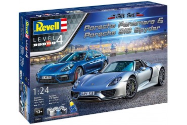 Porsche Set (1:24) - 05681