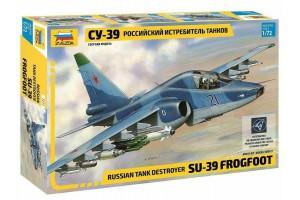 Model Kit letadlo 7217 - Suchoi SU-39 (1:72)