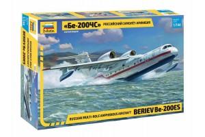 Model Kit letadlo 7034 - Beriev Be-200 Amphibious Aircraft (1:144)