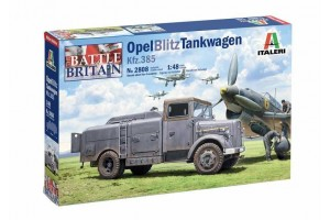 Model Kit military 2808 - Opel Blitz Tankwagen Kfz. 385 - Battle of Britain 80th Anniversary (1:48)