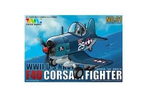 CUTE U.S. F4U Fighter