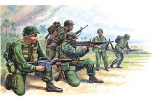 VIETNAM WAR - AMERICAN SPECIAL FORCES (1:72) - 6078