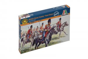 """BRITISH """"SCOT GREYS"""" (NAP.WARS) (1:72) - 6001"""