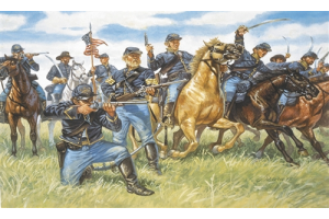 UNION CAVALRY (AMERICAN CIVIL WAR) (1:72) - 6013