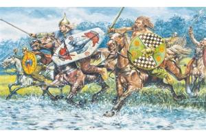 CELTIC CAVALRY (I-II CENTURY B.C.) (1:72) - 6029