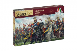 POLISH-DUTCH LANCERS (NAP.WARS) (1:72) - 6039