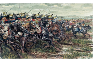 NAPOLEONIC WARS - FRENCH CUIRASSIEURS (1:72) - 6084