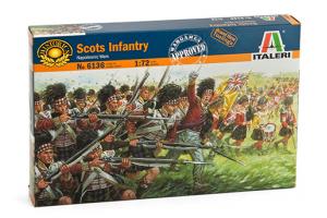 SCOTTISH INFANTRY (NAP.WARS) (1:72) - 6136