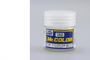 Mr. Color - C182: Lak matný čirý