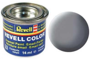 Barva Revell emailová - 32147: matná myší šedá (mouse grey mat)