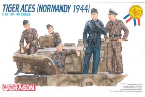 TIGER ACES (Normandy 1944) (1:35) - 6028