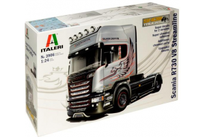 Model Kit truck 3906 - SCANIA R730 STREAMLINE 4x2 (1:24)