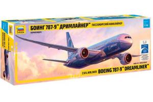 Model Kit letadlo 7021 - Boeing 787-9 Dreamliner(1:144)