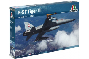 Model Kit letadlo 1382 - F-5 F Twin Seater (1:72)