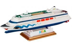 Plastic ModelKit loď 05805 - 'AIDA (1:1200)
