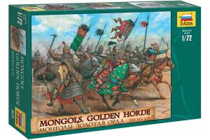 Wargames (AoB) figurky 8076 - Mongols - Golden Horde (1:72)