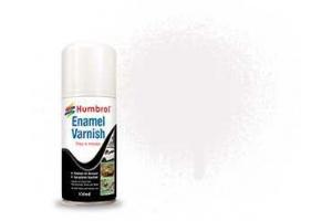 Humbrol sprej email lak AD6999 - No 135 Varnish Satin 150ml