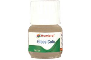 Humbrol Modelcote Glosscote  AC5501 - lesklý lak 28ml láhev
