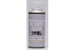 Mr. Super Clear Flat - lak matný 170ml - B514
