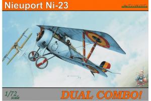 Nieuport Ni-23 DUAL COMBO - 7073