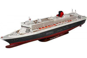 Plastic ModelKit loď  05223 - Queen Mary 2 (1:400)